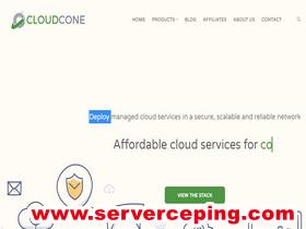 cloudcone测评—美国洛杉矶双向CN2 gia vps