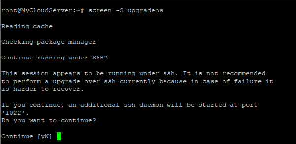 Ubuntu14系统升级Ubuntu16