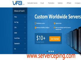 VPB-特惠美国站群服务器|1c ip、4c ip、8c ip、16c ip等美国多IP服务器