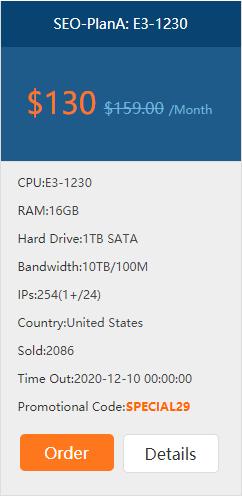 1c ip美国站群服务器