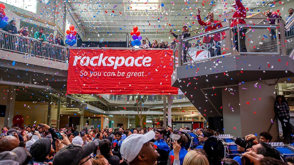 商业科技——Rackspace在上市
