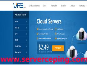 VPB海外主机商|海外CN2 服务器测评|DDOS防护